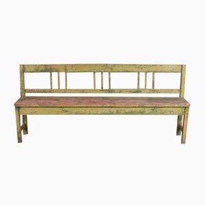 Italian Painted Bench