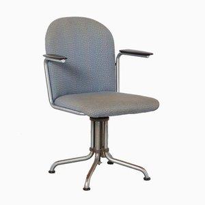 Model 356 Blue Office Chair by Willem Hendrik Gispen for Gispen
