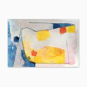 Rv Float, Abstrakte Zeichnung, 2020