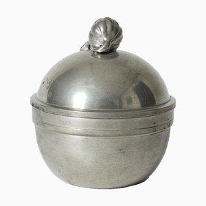 Pewter Jar from GAB