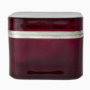 Glass Jar by Josef Frank