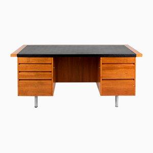 Schreibtisch von GE Evans of London