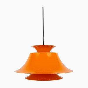 Dänische Vintage Radius Deckenlampe von Erik Balslev für Fog & Mørup