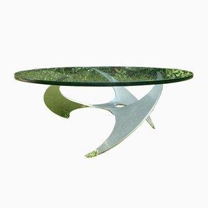 Propeller Tisch von Knut Hesterberg für Ronald Schmitt