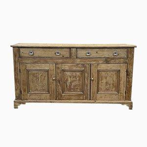 English Fir Wood Cabinet