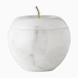 Weiße Apple Box