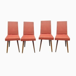 Vintage Chairs, 1960s, Set of 4