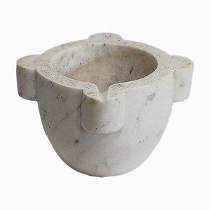 Marble Mortar, 19th-Century
