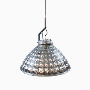 Starglass Lamp with Prismatic Glass Diffuser by Paolo Rizzatto for Luceplan