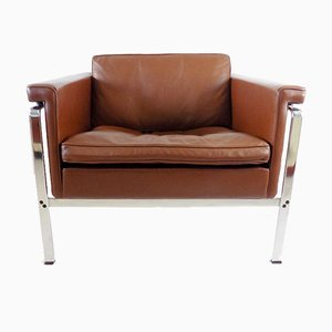 Leather 6911 Chair by Horst Brüning for Kill International