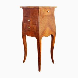 Louis XVI Style Side Cabinet in Walnut