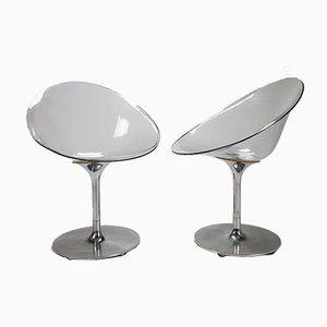 Ero S Chairs by Philippe Starck for Kartell, 2000s, Set of 2