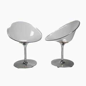 Ero S Stühle von Philippe Starck für Kartell, 2000er, 2er Set