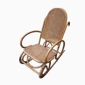 Rocking Chair in Rattan