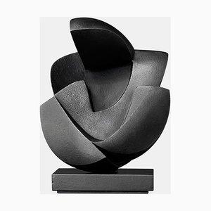 Sofia Speybrouck, Unconditional Love, XS Black Sculpture