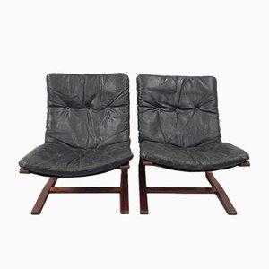 Siesta Armchairs by Ingmar Relling for Westnofa, Set of 2