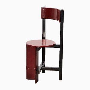 Bastille Chair by Piet Blom for TU Twente, 1965
