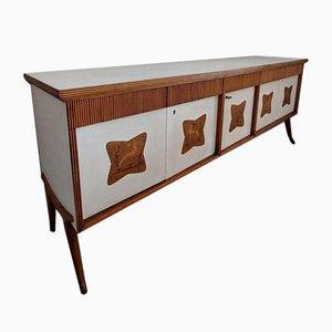 Italienisches Art Deco Sideboard, 1930er