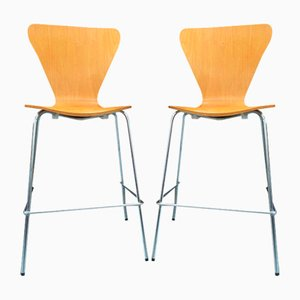 High Chairs, 1980s, Set of 2