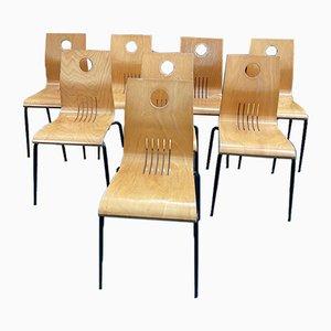 Stühle, 1980er, 8er Set