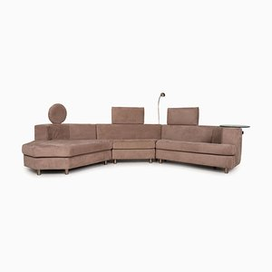 Brown Fabric Sofa from Rolf Benz