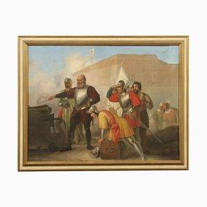 Giovanni Boni, Oil on Canvas