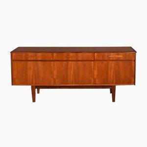 Langes Teak Sideboard, 1960er