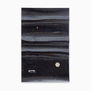Black River 26, Abstrakte Arbeit auf Papier