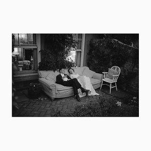 Couple at Party, Silver Gelatin Fibre Print, 1955