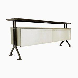 Mid-Century Arco Sideboard von BBPR für Olivetti, Italien