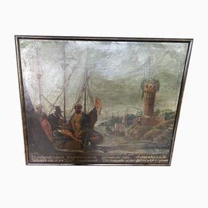 Antikes Gemälde, Deutschland
