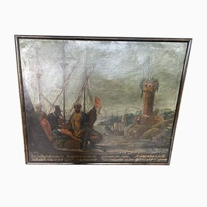 Antique Painting, Germany