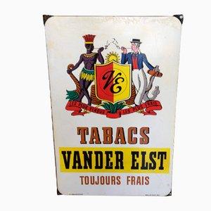 Sign Vander Elst Tabak, 1951
