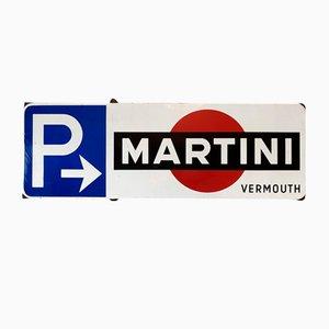 Cartel de Martini, años 60