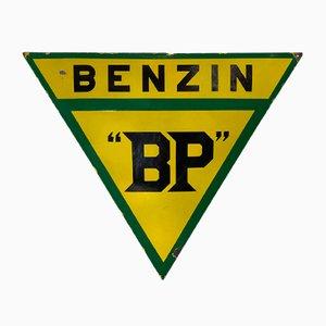 BP Schild, Schweiz, 1930er