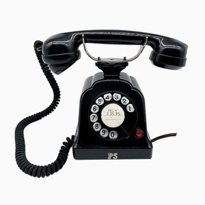 Anti-Key Phone with Dial, 1930s Switzerland