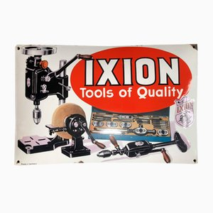 Ixion Sign, 1950s