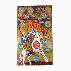 Cartel de chapa The Lone Ranger, EE. UU., 1938