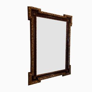 Antique Art Nouveau Style Mirror