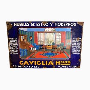 Insegna di Montevideo