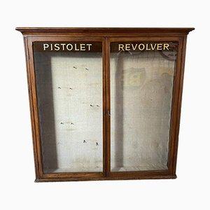 Antique Weapon Cabinet