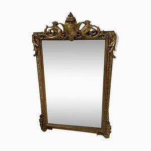 Louis XV Rocaille Mirror