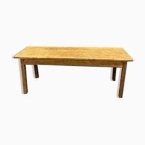 Pin Solid Oak Farm Table