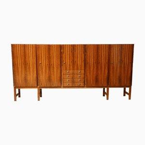 Großes Vintage Sideboard aus Palisander, 1960er