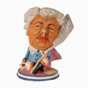 Antique French Porcelain Alexandre Dumas