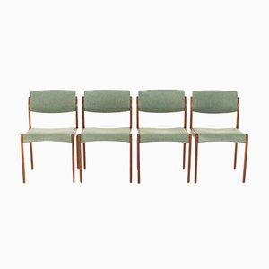 Dining Chairs from Brahmin, Denmark, 1960s, Set of 4