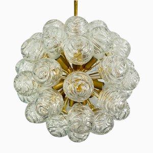 Sputnik Chandelier / Ceiling Lamp from Doria Leuchten, Germany, 1960s