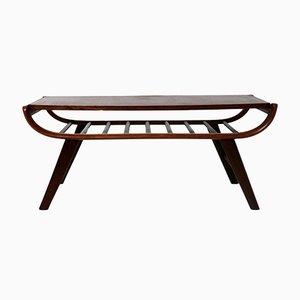Vintage Coffee Table by Louis Van Teeffelen for Wébé, 1960s