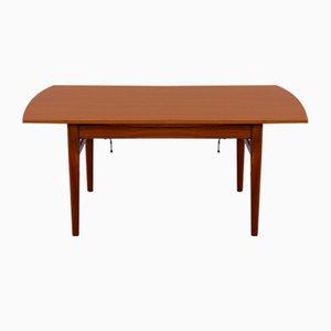 Skandinavischer Sesam Tisch aus Teak von F. Ohlsson für Tingströms, 1960er