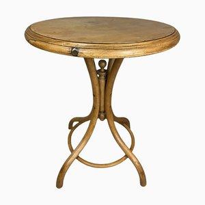 Bistro Tisch von Michael Thonet für Thonet